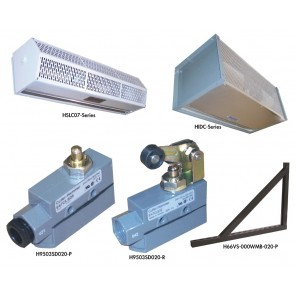 ACCESSORIES FOR BERNER AIR CURTAINS, 30 amp Non-Fused Toggle Disconnect, For Use With: All HSLC07 Series only