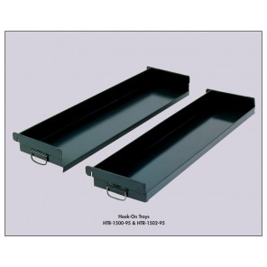 "ADJUST-A-TRAY TRUCK - HOOK-ON TRAYS, 3"" closed front, Size W x D x H: 36 x 15 x 6"", Tray Cap.: 14-6"""