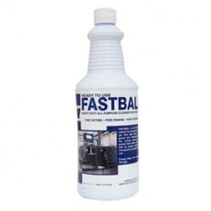 Warsaw 63635 Fastball Ready To Use Heavy Duty All Purpose Cleaner and Degreaser 12 Quarts/Case